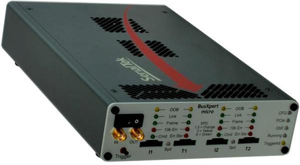 BusXpert Micro 6Gb SAS/SATA协议分析仪