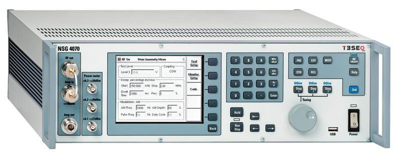 射频抗扰度测试系统NSG 4070