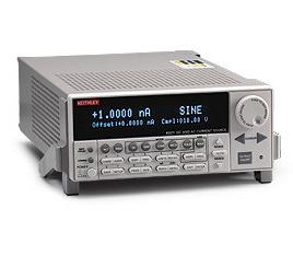吉时利6221型交流和直流电流源