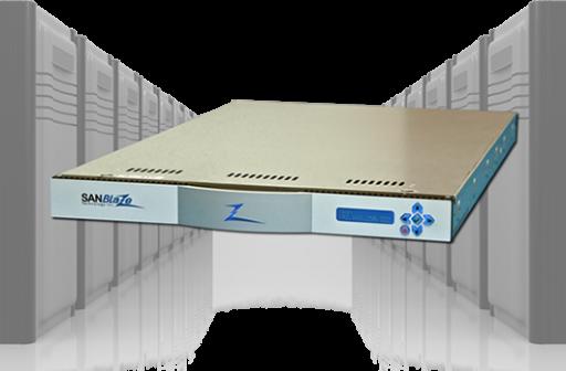 SANBlaze 12G SAS模拟