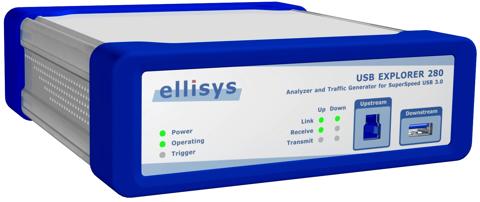 USB3.0协议分析仪