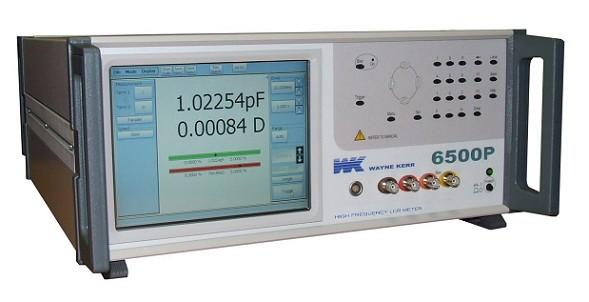 WK6500P高频LCR生产型电表