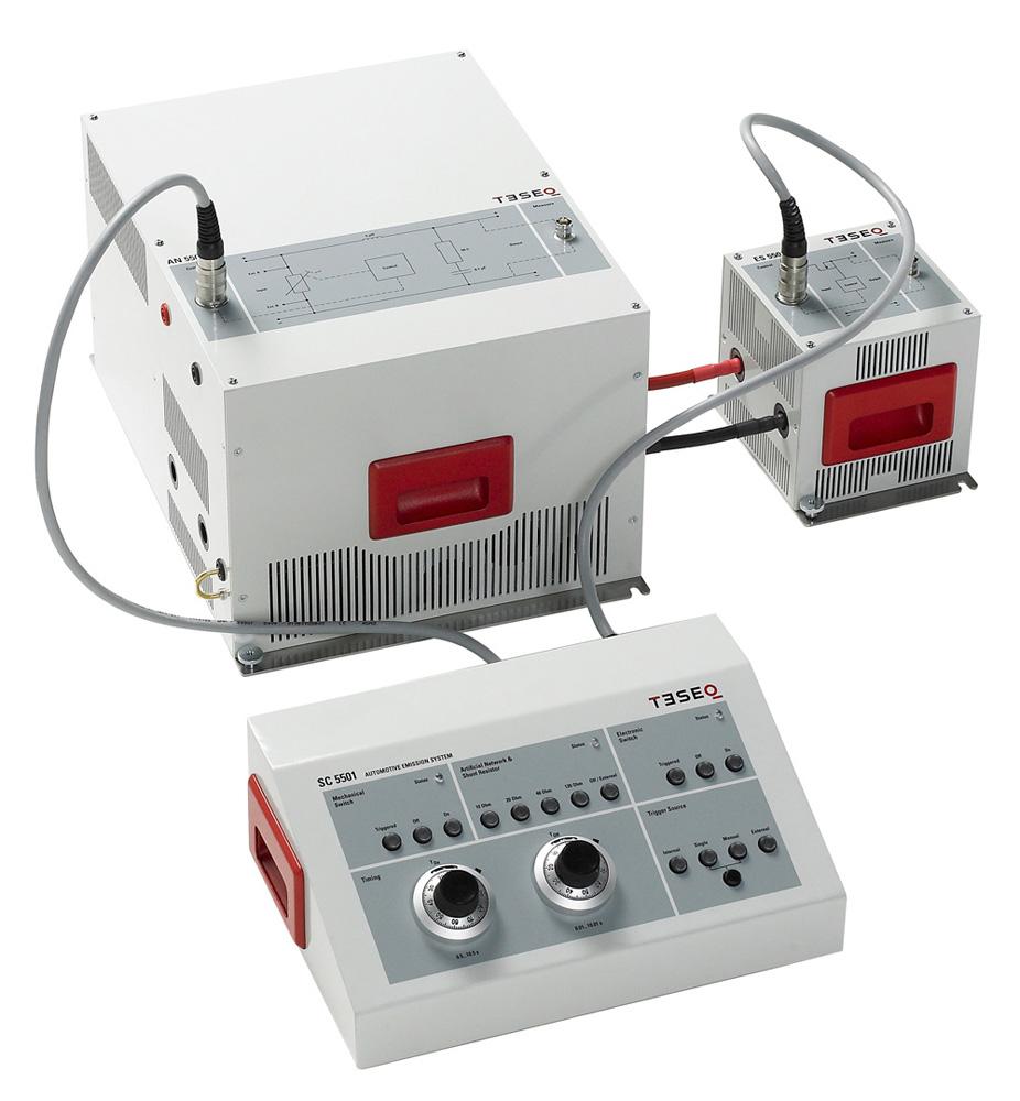 汽车电子传导干扰测试系统AES 5501