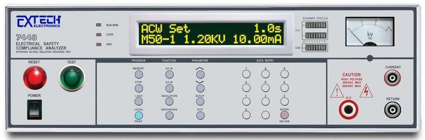 7400系列 四合一安规综合分析仪