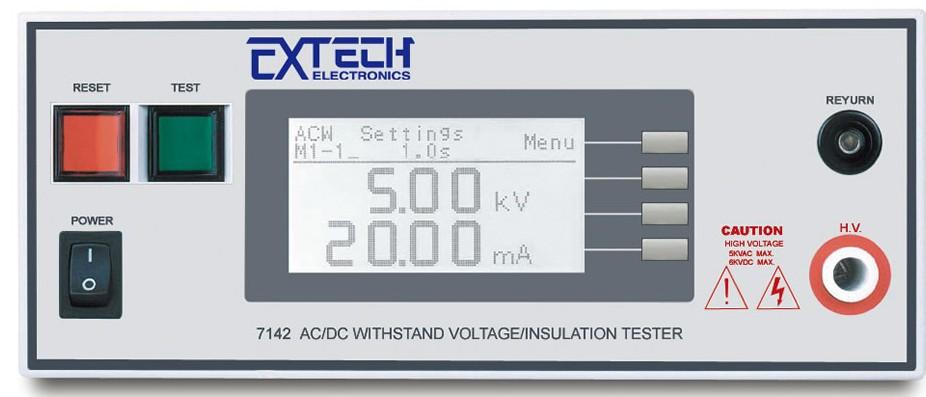 7100 系列 模块化耐压/绝缘测试仪