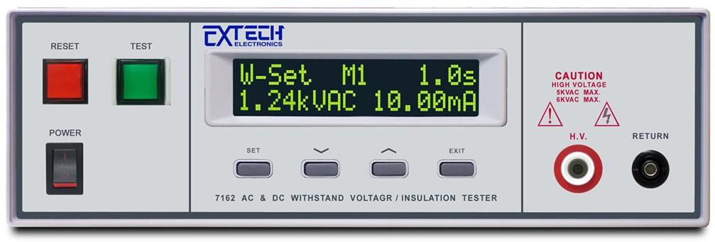 7100 系列 耐压/绝缘测试仪