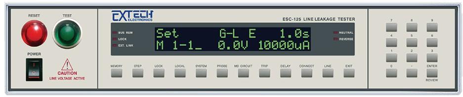 ESC 泄漏电流测试仪