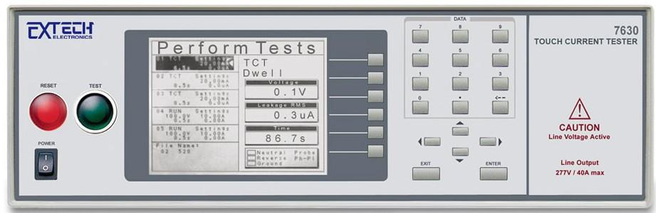 7630全功能接触电流测试仪