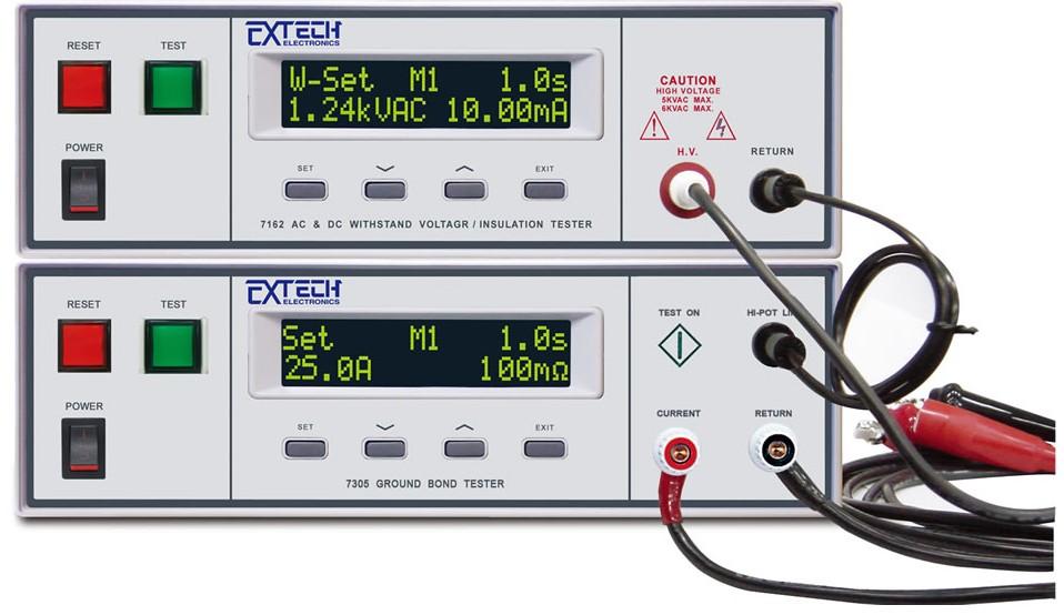 产品安规四合一测试系统 (ACW, DCW, IR, GB)