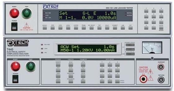 电气安规五合一测试系统 (ACW, DCW, IR, GB, LLT)