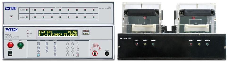A/B自动交换高压测试系统