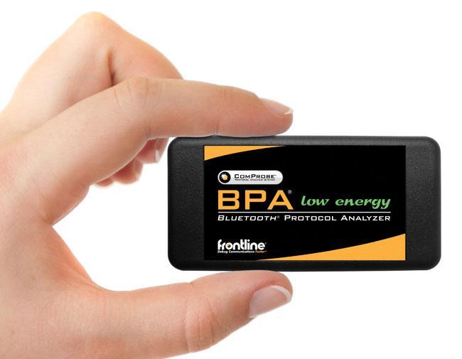 Comprobe BPA 低功耗蓝牙协议分析仪