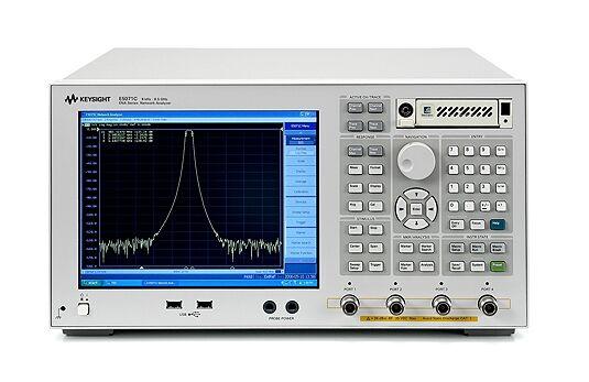 E5071C网络分析