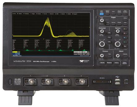 WaveSurfer3000系列示波器