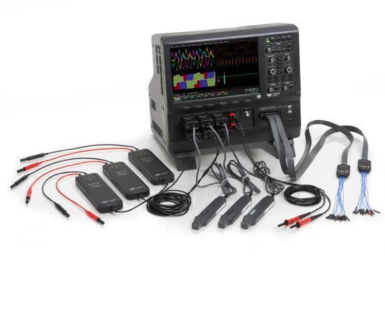 力科示波器HDO8000系列高精度350MHz-1GHz
