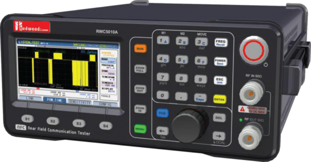 RWC5010A NFC测试仪
