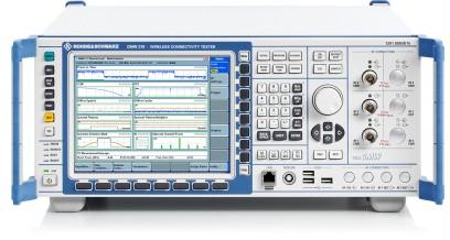 R&S®CMW270 无线通信测试仪(租赁)