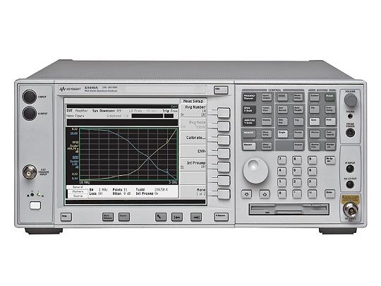 Keysight E4440A PSA 系列频谱分析仪(租赁)