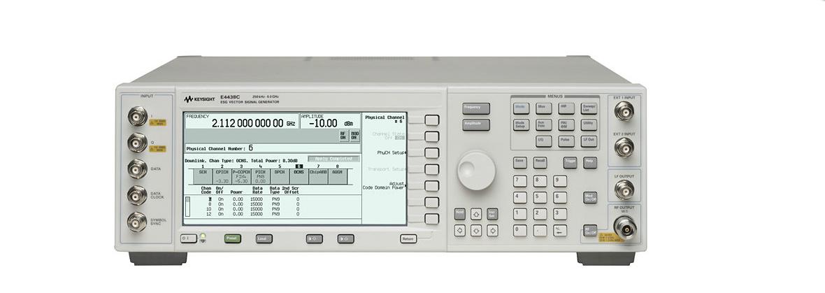 E4438C ESG 矢量信号发生器(租赁)