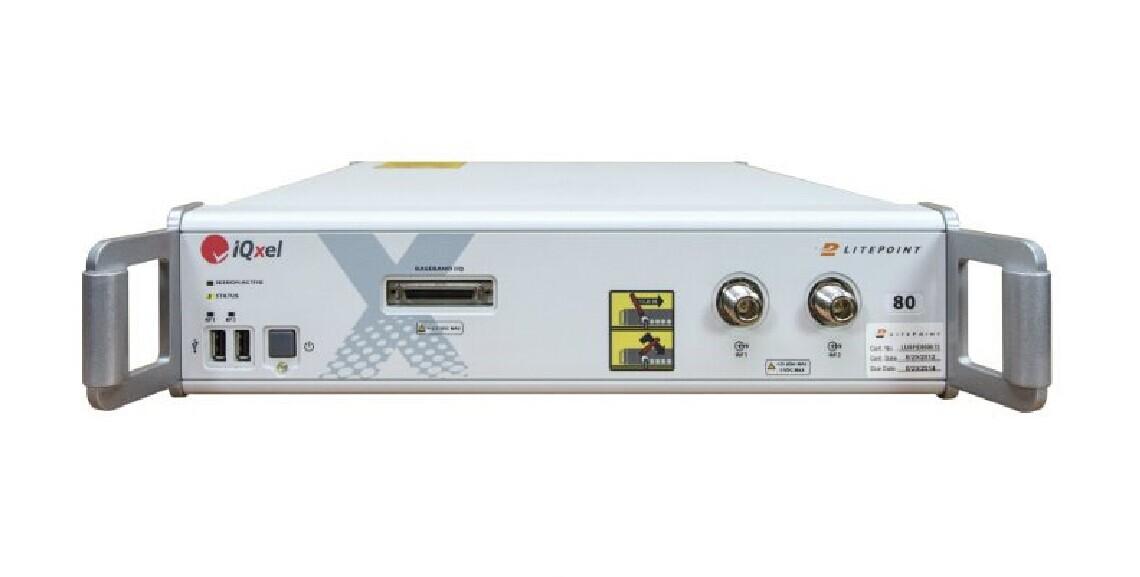 无线测试仪IQxel80(租赁)