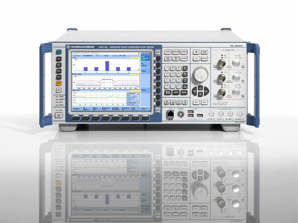CMW500综合测试