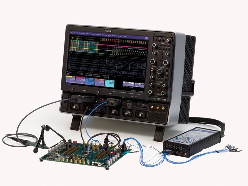 力科示波器WaveP