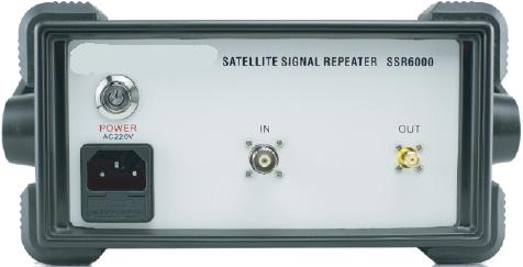 SSR6000系列GPS北斗卫星转发器-云帆兴烨